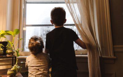 Cómo enfrentar el estado de alarma con niños en casa
